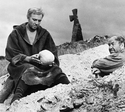 Melvyn Bragg's very interesting discussion of Hamlet in a recent edition of In Our Time on Radio 4?
