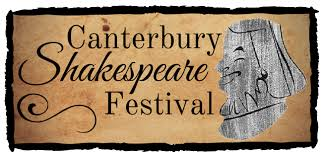 Canterbury Shakespeare Festival 2020 Season Announced